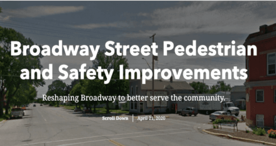 Broadway Street Improvements