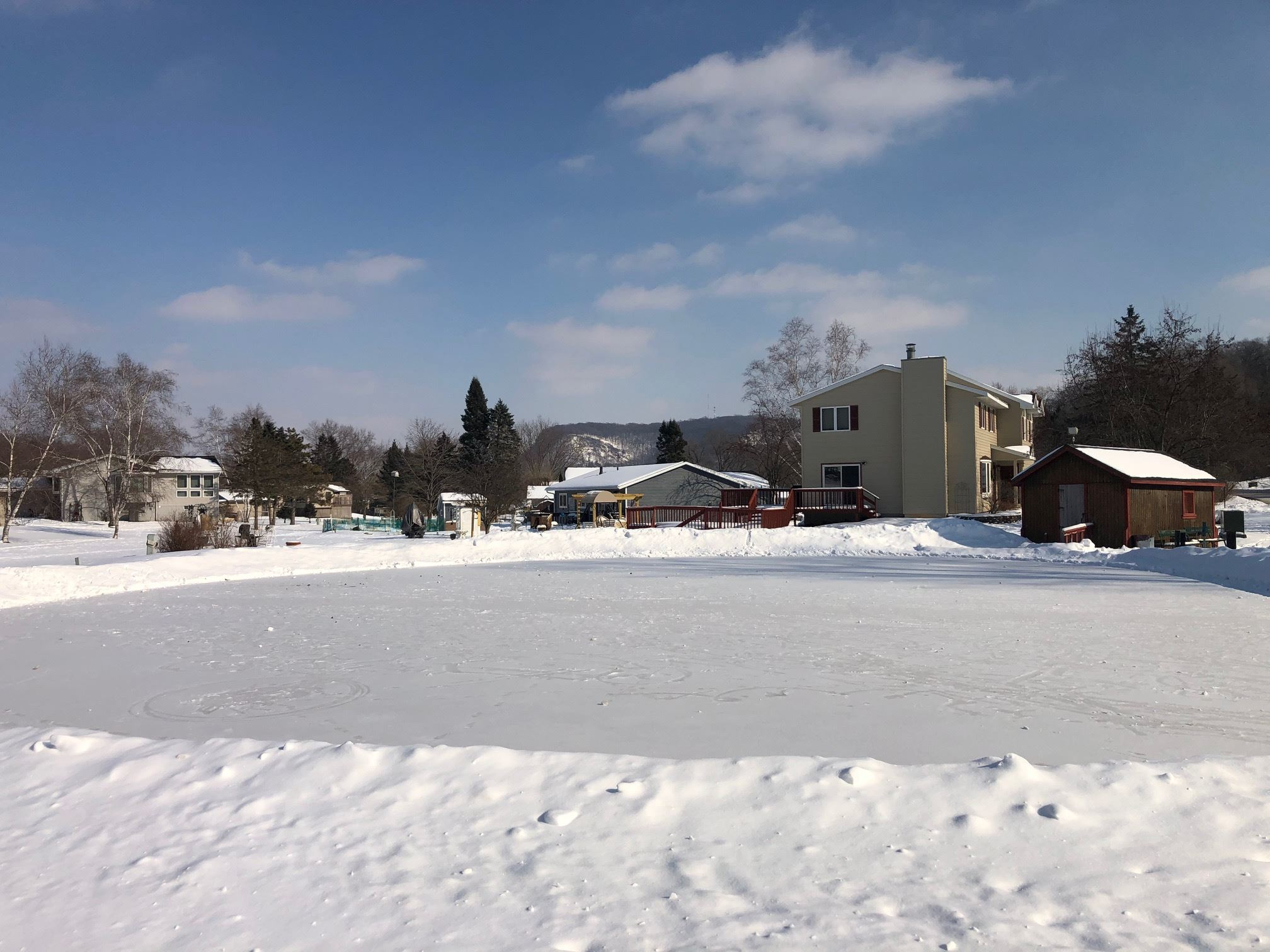 Knopp Valley Ice Rink