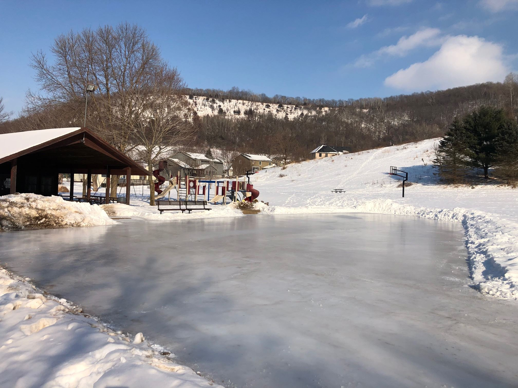 Valley Oaks Rink 1