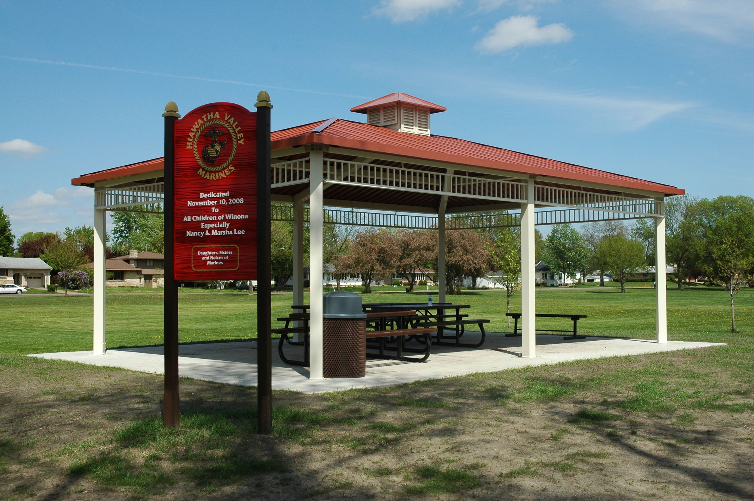 Hiawatha Valley Marines Shelter (3)